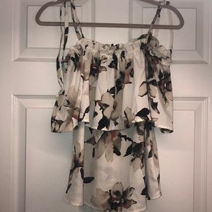 XS Leith Holiday and Nigh Out Blouse